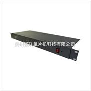 标准1U机箱四路多功能字幕机 QL6253-4