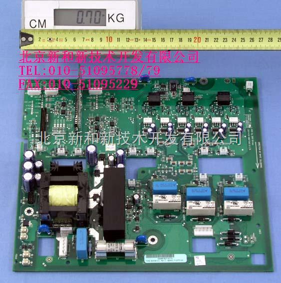 【详细说明】 acs550功率板,控制板,整流桥,igbt及互感器如下: abb