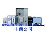 电脑碳硫联测分析仪 型号:JN52XY/CS-8