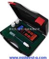 便携式高精度酸度计/手持PH计/ORP/℃(可配氧化还原更换电极)   型号:XB89/M204654 国产