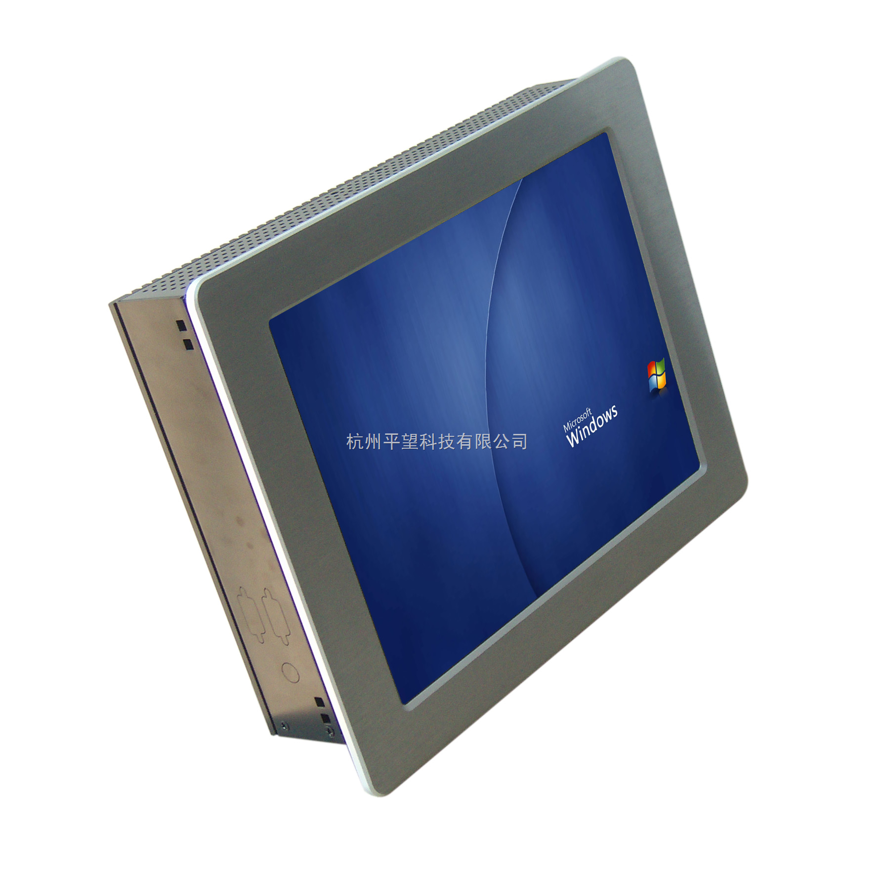 ctn-gb0312gd12.1寸工业平板电脑-独特无风扇散热设计12.