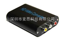 HDMI to AVHDMI认证产品外贸优势HDMI转换器HDMI转视频
