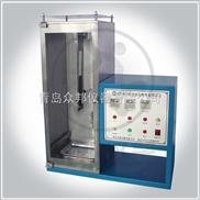 安全网检测设备*安全网垂直法阻燃性能测定*仪安全网阻燃仪