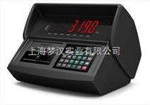 上海耀华称重系统XK3190-DS3M3数字电子地磅称重仪表反遥控电子称遥控器