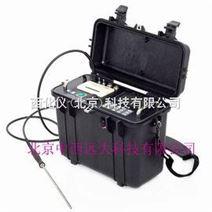 便携式烟气分析仪(原TZH8TY2000型的升级) 型号:TZH8YQ3000(工况+H2S)