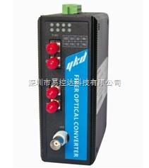 环网型CONTROLNET总线光纤中继器