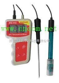 便携式酸度计 型号:JKY/PH113