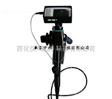 工业内窥镜(电子镜,3.5寸液晶显示器) 型号:ZX7M-TBS-V801