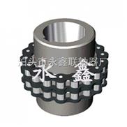 滚子链联轴器 链轮联轴器 联轴器罩壳