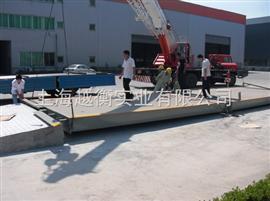 SCS上海汽车地磅生产厂家
