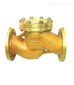 Hy41W(F)铜氧气止回阀,氧气专用止回阀,氧气止回阀厂家