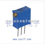 精密电位器3296X-1-101LF