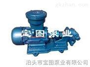 TCB-防爆齿轮泵轴承材质--宝图泵业