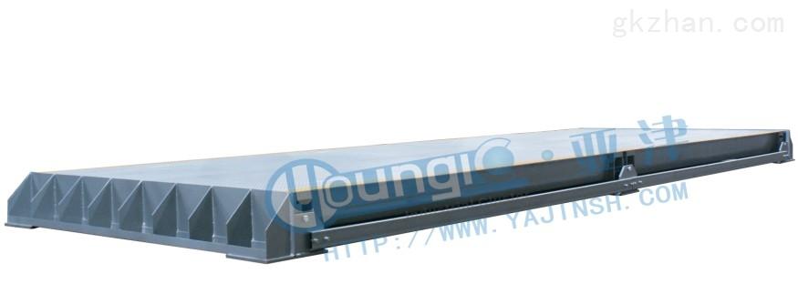 SCS-50出口式汽车衡50T稳定性好电子汽车衡