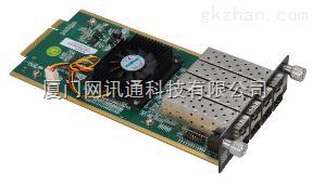 研祥工控机ENM-4801S 八光口千兆网络模块