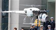 七维航测黄邓军供应SDI-W32H交通疏导海事巡查无人直升机