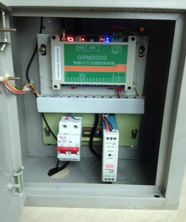 药品仓库温湿度短信报警系统
