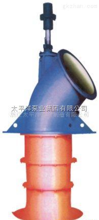 ZLB(Q)型泵系单级立式轴流泵
