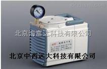 隔膜真空泵(防腐) 型号:JT/GM-0.33A