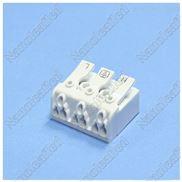 923-3-正品汇聪923接线端子快速按压式 3位 插拔式 免螺丝 快捷、无螺纹