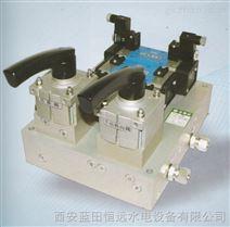 水轮发电机组制动ZFG隔离型集成制动阀组