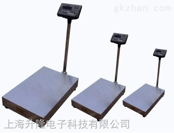 不锈钢电子台秤,直示电子秤