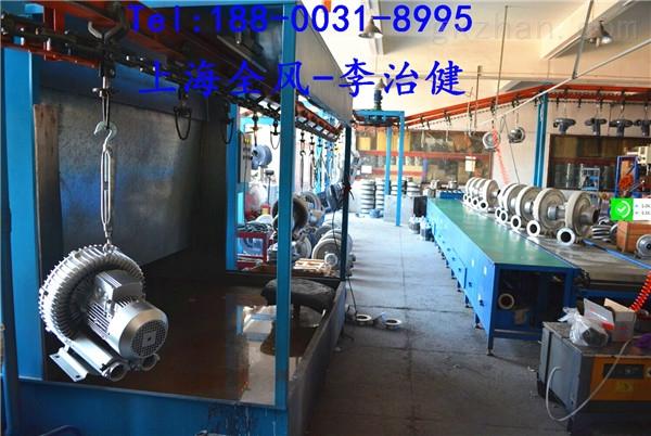 供应食品机械设备高压风机