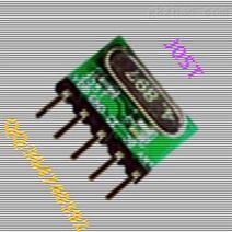 315M433M超外差无线模块J05T