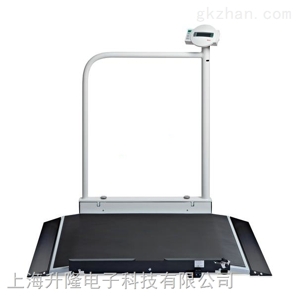 不锈钢透析专用轮椅磅秤,医疗体重秤