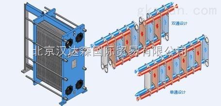 德国FUNKE FP22-81-1-NH板式换热器