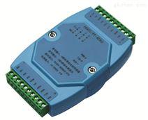 HS4TI/PT-4DRO 4路铂热/铜热电阻温度隔离采集、4路继电器输出模块