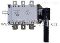 双电源手动转换开关 (160A,380V,三相/四线) 型号:CN65M/SKS1-160