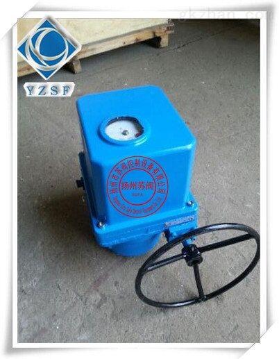 扬州dzb防爆调节型阀门电动装置