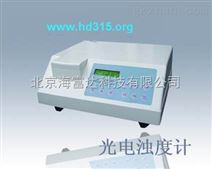散射光浊度仪/光电浊度计/台式浊度仪) 型号:XU12WZT-3A