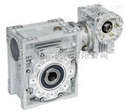 NRV25小型蜗轮减速机 全铝合金蜗轮箱外观精致