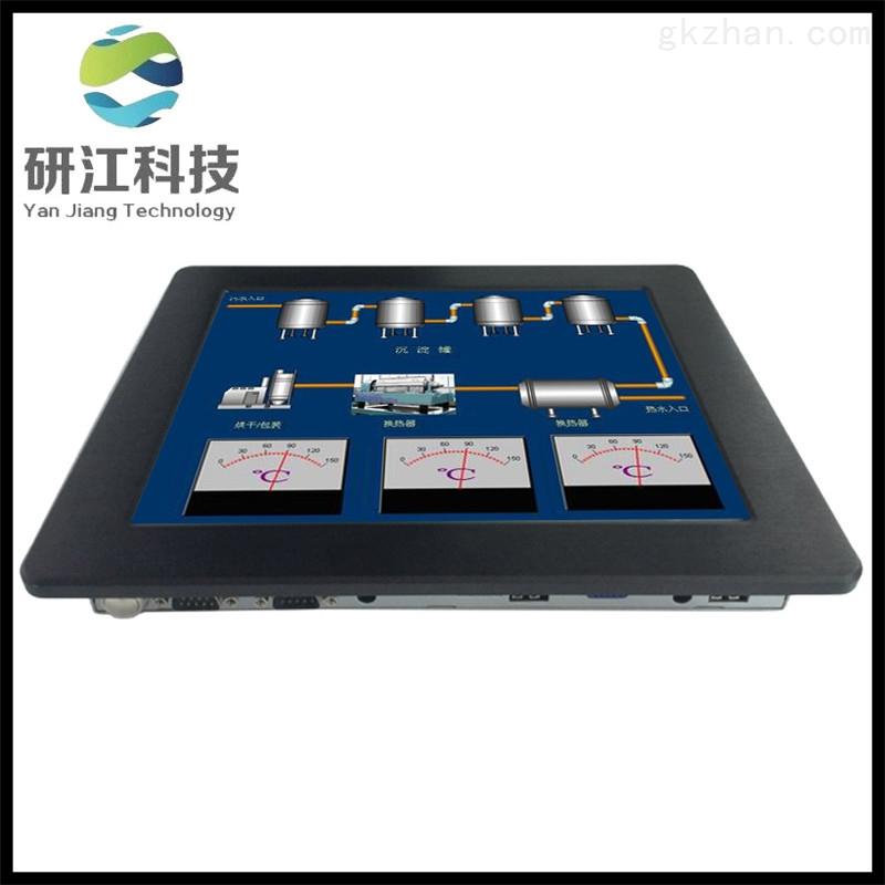10寸加固工业平板电脑3G无线上网