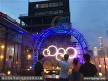 深圳户外餐厅/露天餐厅喷雾降温设备/环保设备领导者