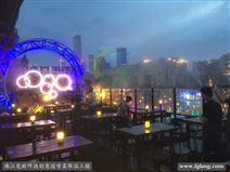 上海户外餐厅/生态餐厅/露天餐厅/喷雾降温?#20302;?菲格朗领导品牌