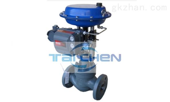 zjhx气动小流量调节阀系列体积小,重量轻,性能高,用于 微小流量图片
