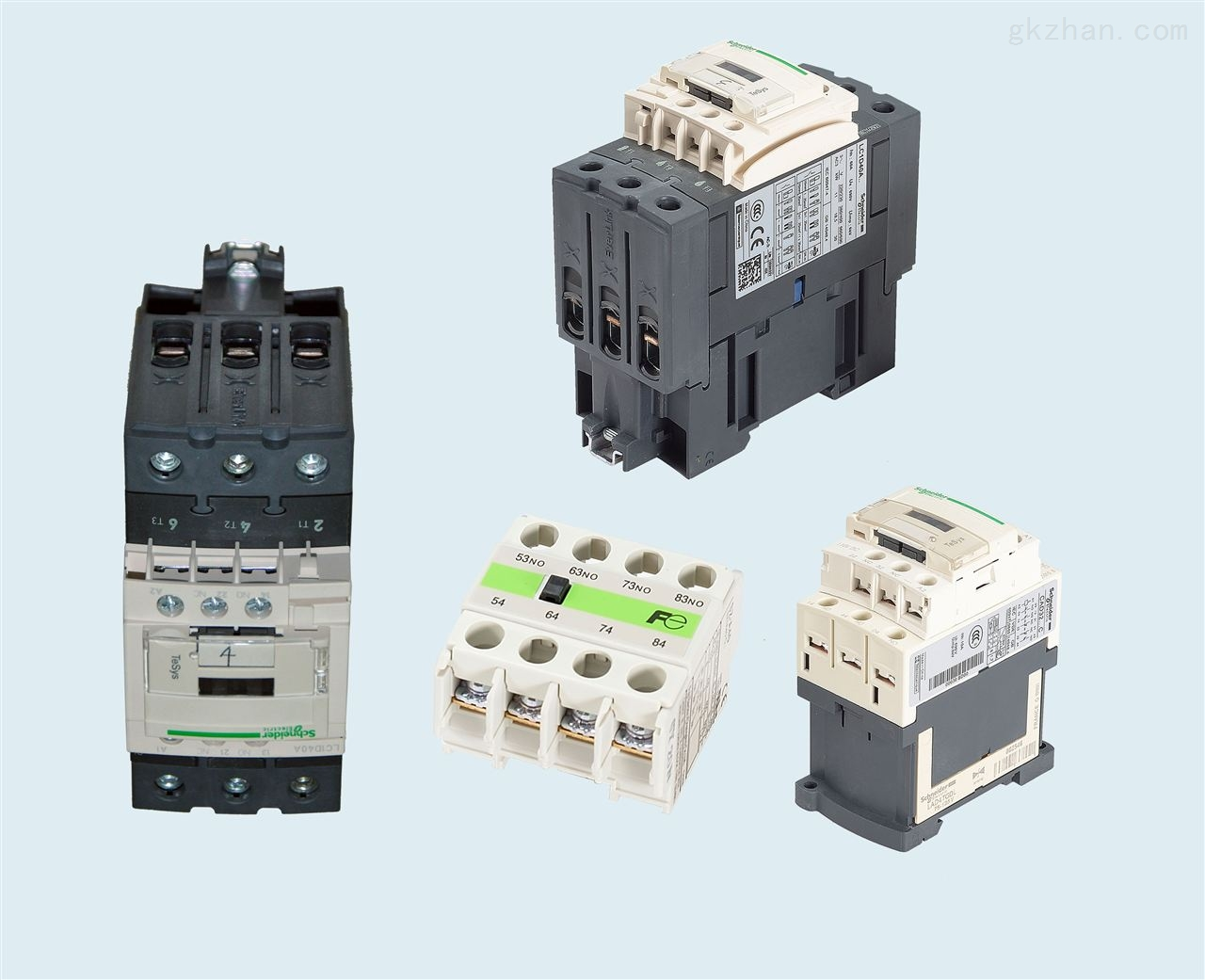lc 1d40f7c 原装正品施耐德直流接触器 电梯专用lc1d126fl