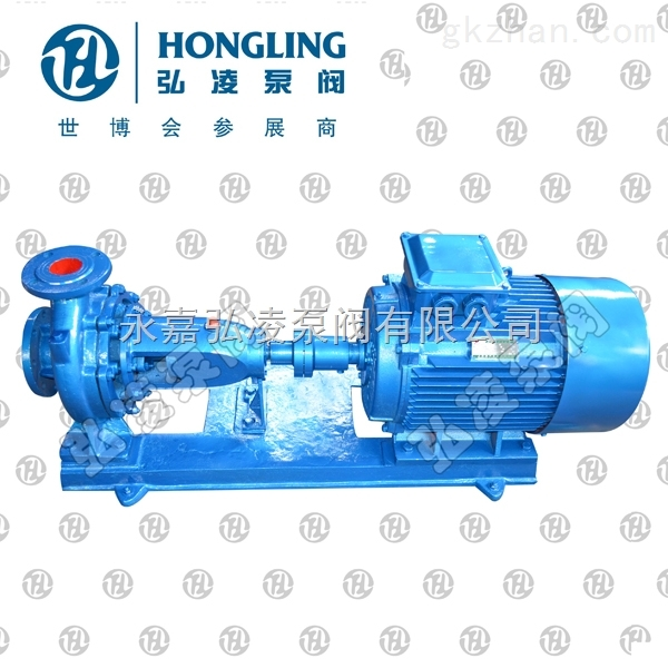 IS50-32-125单级单吸离心泵