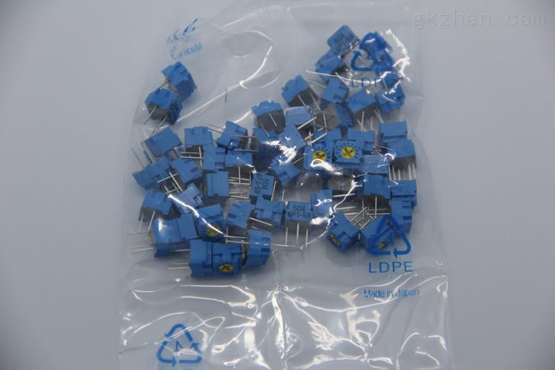 TOCOS GF063P1B504 精密电位器 大陆代理商