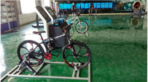 VR虚拟现实自行车