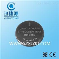 纽扣电池CR2032电池厂家