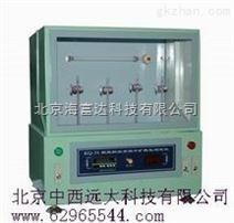 45℃甘油法扩散氢测定仪/焊接测氢仪 型号:CN10/M117607 库号:M117607