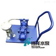 DBY带过滤机电动隔膜泵 电动隔膜泵价格
