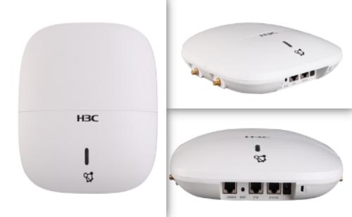 华三通信发布卫星AP 打造物联网+WiFi融合模式