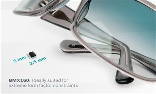 Bosch推出全球最小型9轴运动传感器