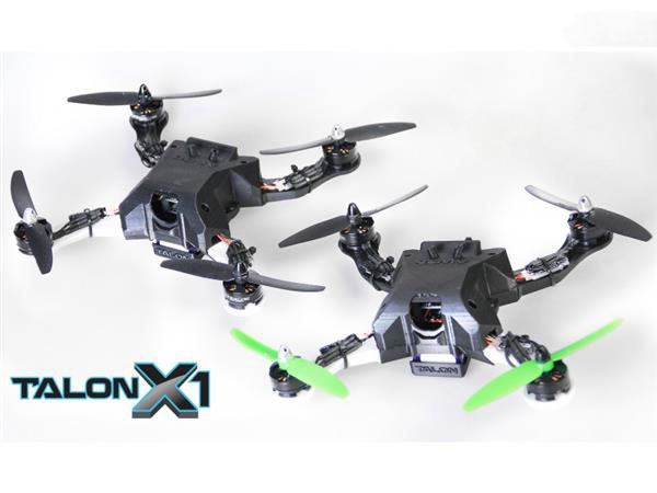 制造商Airwolf 3D发布学生用Talon X1无人机套件