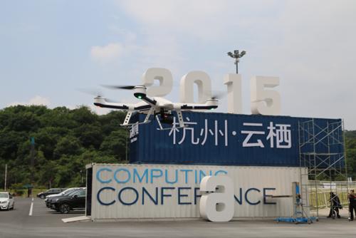 """AEE无人机:让互联网汽车""""飞起来""""鸟瞰万物"""